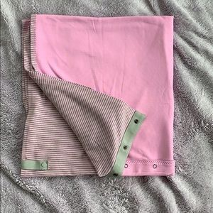 Pink Comfy Infinity Scarf